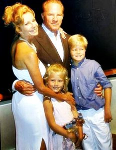 Kathie Lee Gifford kids pictures