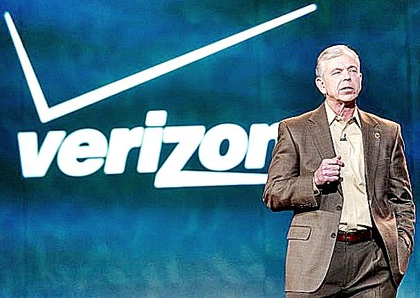 Lowell McAdam CEO of Verizon Communications