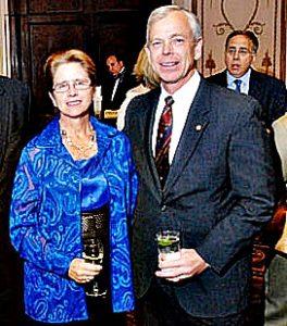 Lowell McAdam wife Susan McAdam