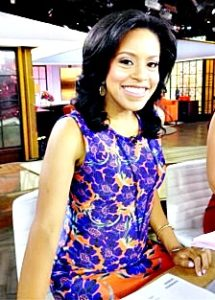 Sheinelle Jones news anchor images