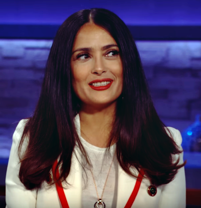 Salma Hayek - Net Wort... Salma Hayek Net Worth Today
